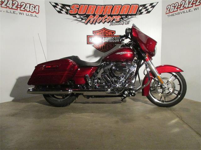 2016 Harley-Davidson® FLHXS - Street Glide® Special | 936865
