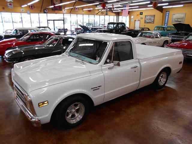 1969 Chevrolet C/K 10 | 936866