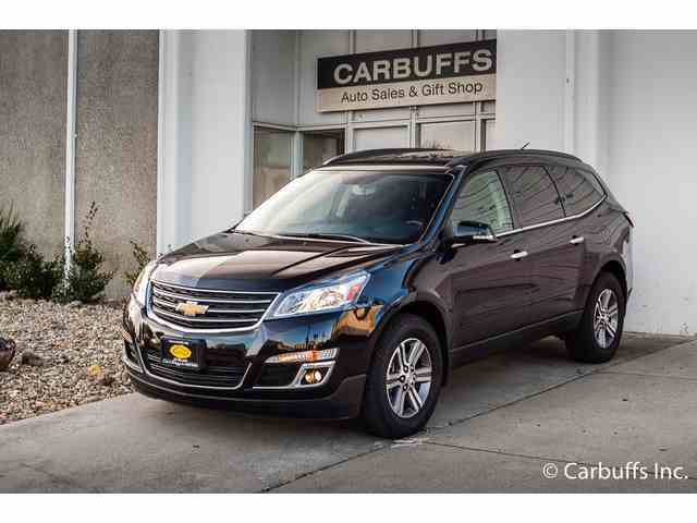 2016 Chevrolet Traverse AWD | 936873