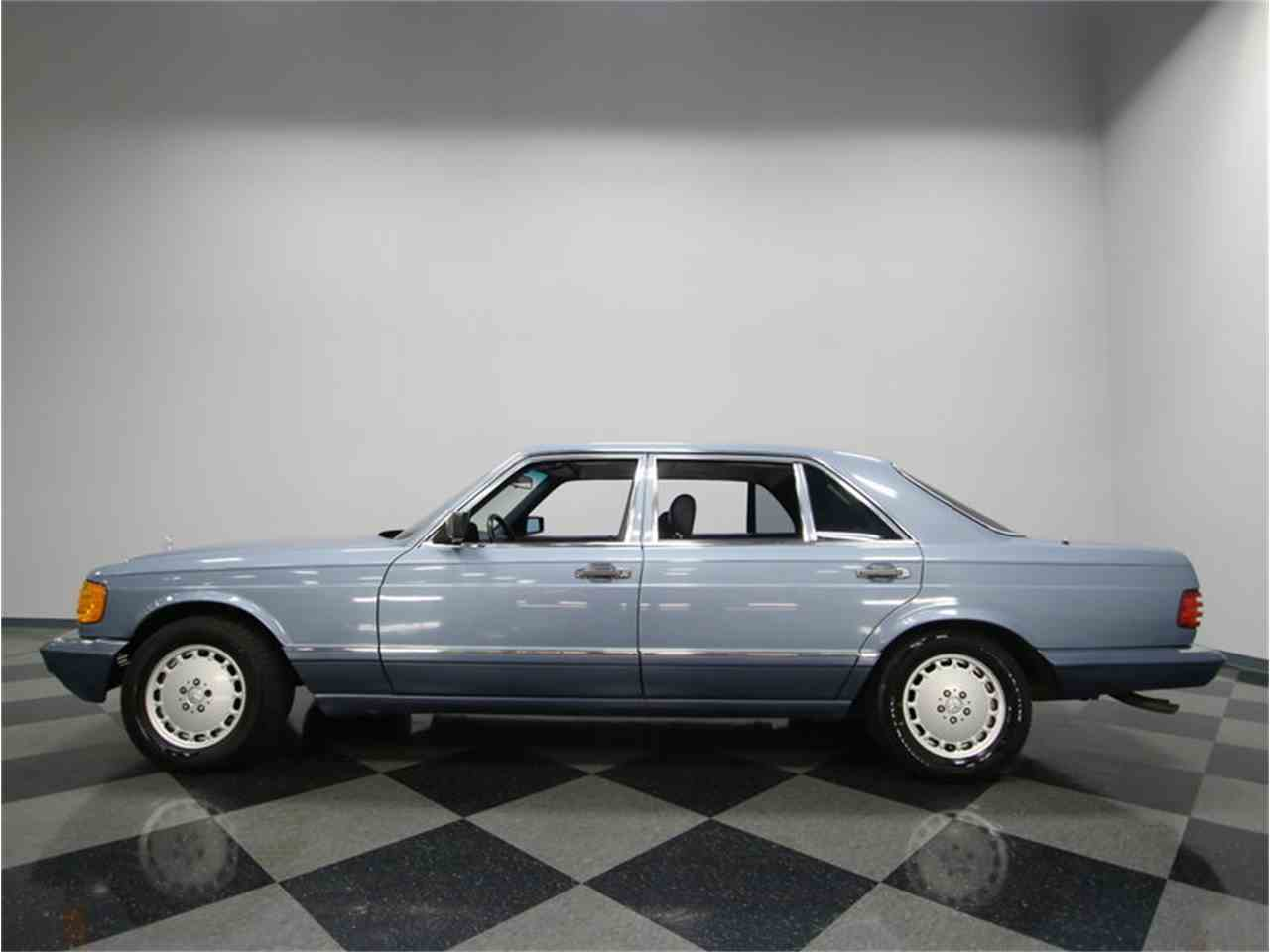1989 mercedes benz 300sel for sale cc for Mercedes benz 1989 for sale