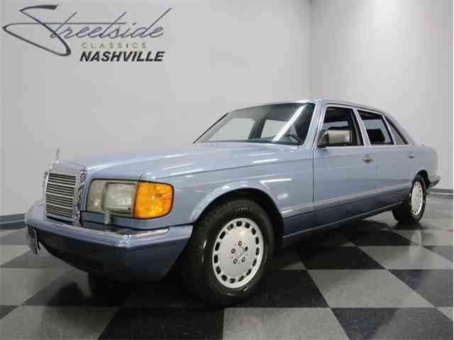 1989 Mercedes-Benz 300SEL | 936875