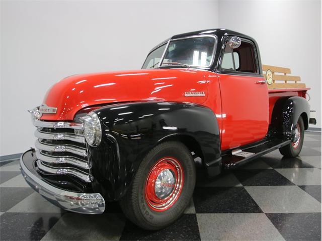 1952 Chevrolet 3100   936876