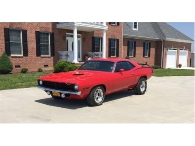 1970 Plymouth Barracuda | 930688