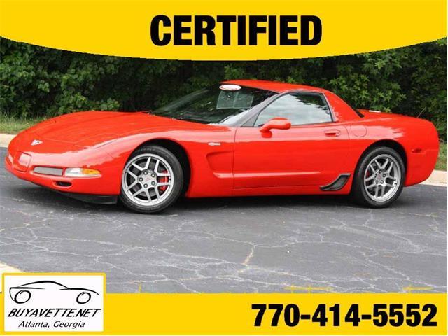2003 Chevrolet Corvette | 936890