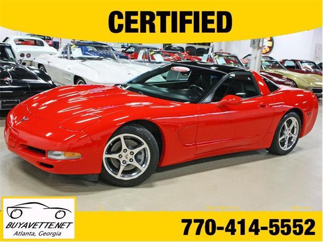 2004 Chevrolet Corvette | 936891