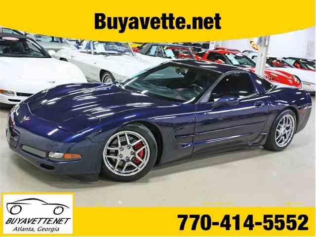2000 Chevrolet Corvette | 936892