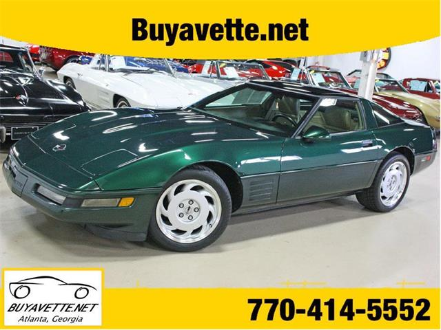 1992 Chevrolet Corvette | 936893