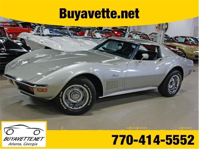 1972 Chevrolet Corvette | 936894