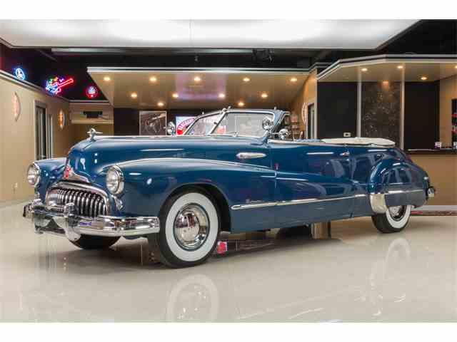 1947 to 1949 buick roadmaster for sale on. Black Bedroom Furniture Sets. Home Design Ideas