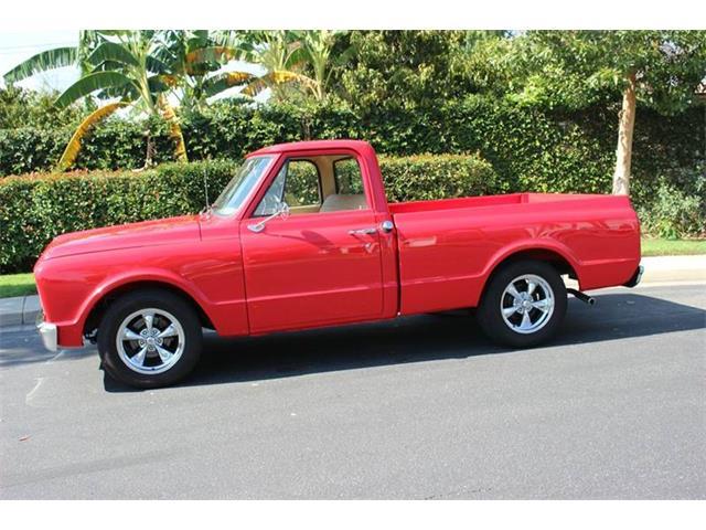 1969 Chevrolet C/K 10 | 936911