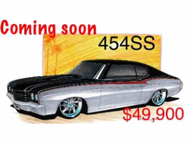 1970 Chevrolet Chevelle | 936917