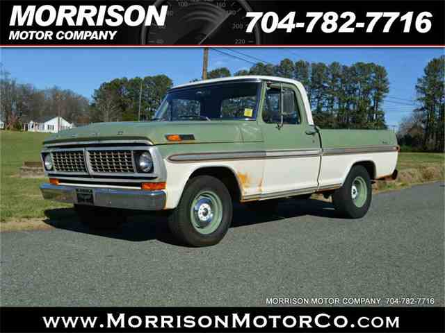1970 Ford F100 | 936924