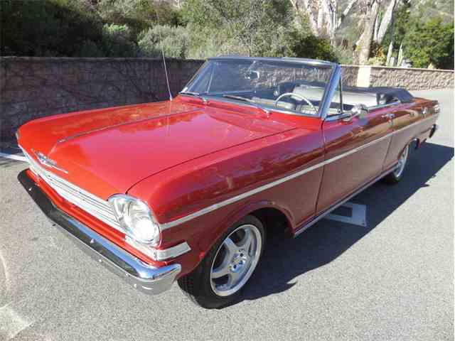 1962 Chevrolet Nova Chevy II 400 Series | 936930