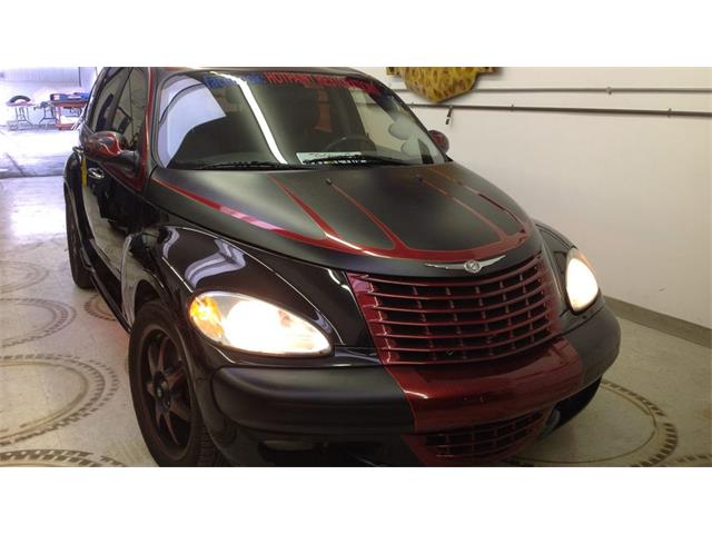2001 Chrysler PT Cruiser | 936931