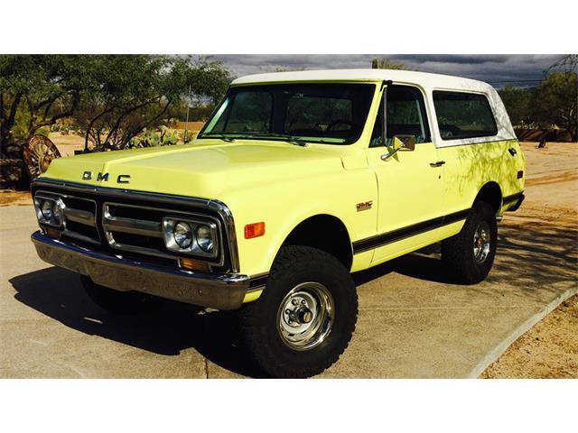 1972 GMC Jimmy | 936933