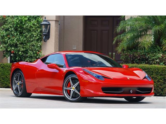 2013 Ferrari 458   936935