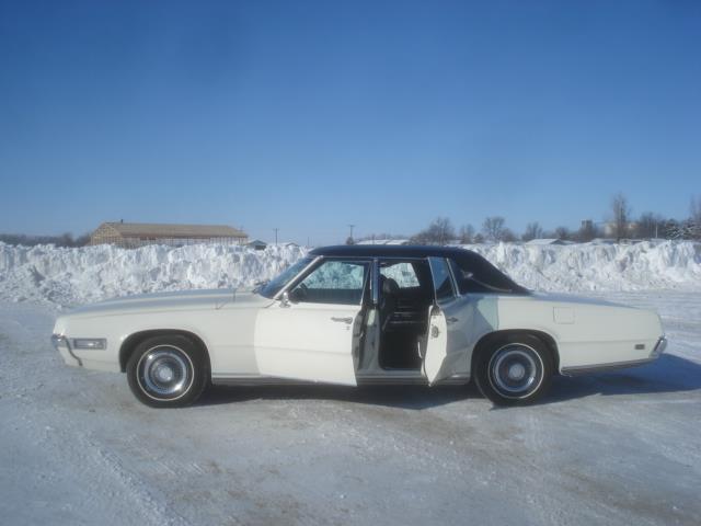 1969 Ford Thunderbird For Sale Classiccars Com Cc 936943