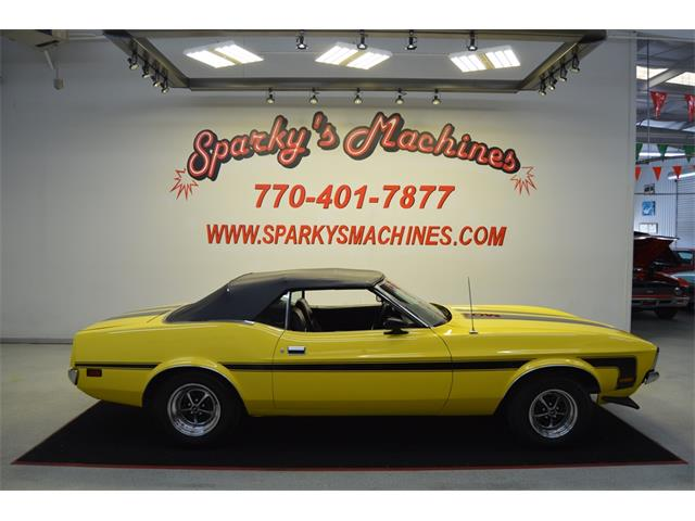 1971 Ford Mustang | 936947