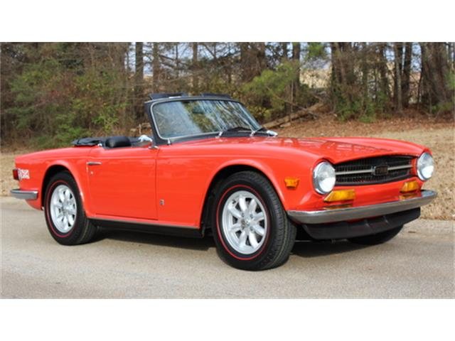 1973 Triumph TR6 | 936951
