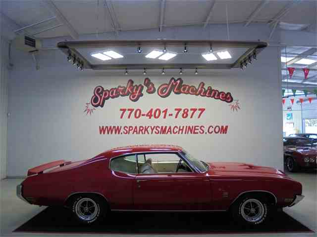 Picture of Classic '70 Buick Gran Sport Offered by Sparky's Machines - K2YJ