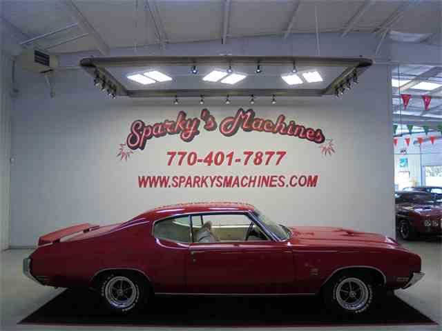 1970 Buick Gran Sport | 936955