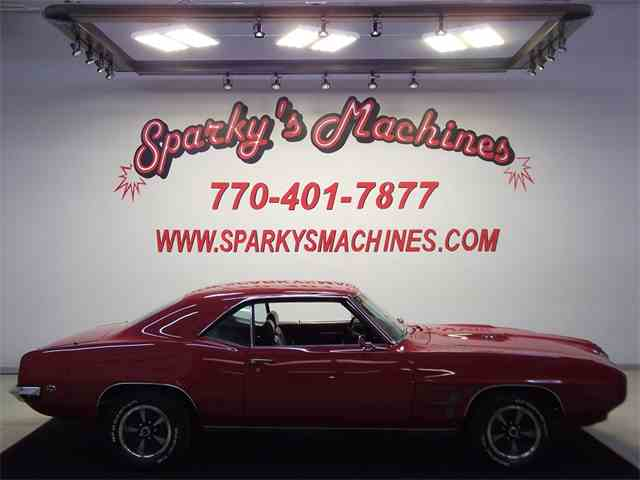 1969 Pontiac Firebird | 936956