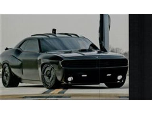 2009 Dodge Challenger Air Force Custom | 936958