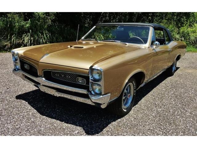 1967 Pontiac GTO | 930696