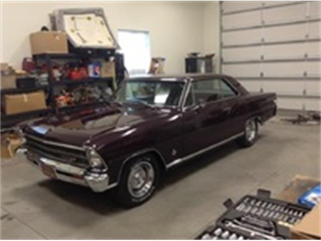 1967 Chevrolet Nova SS | 936967