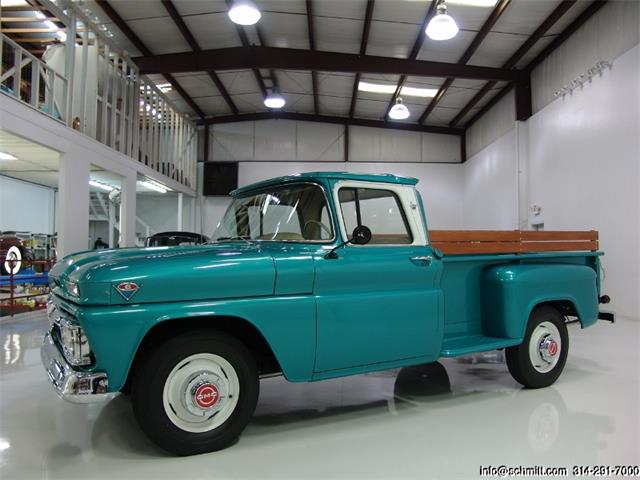 1963 GMC 1500 CUSTOM CAB WIDESIDE PICKUP | 936979