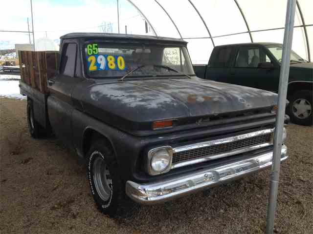 1965 Chevrolet Pickup | 936982