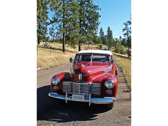 1941 Cadillac Convertible | 936985