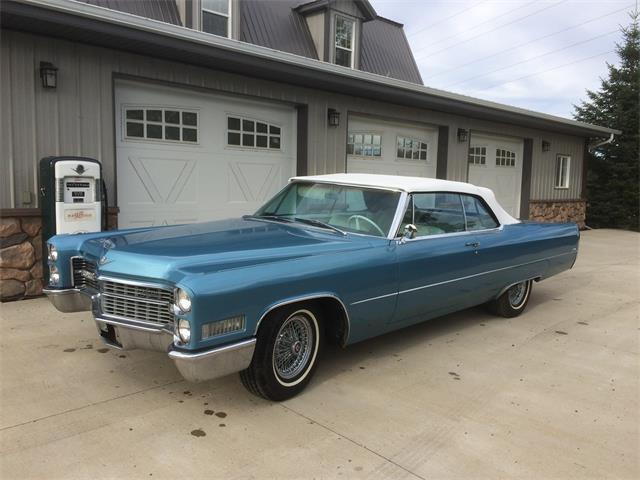 1966 Cadillac DeVille | 936988