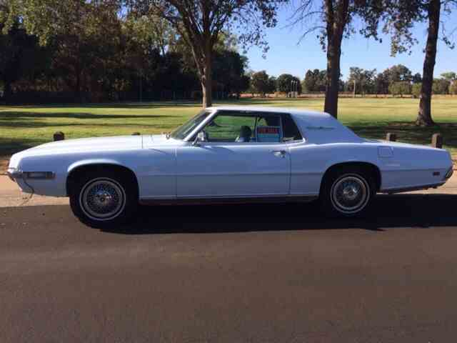 Picture Of Classic 69 Thunderbird Located In CALIFORNIA