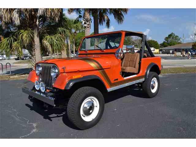 1984 Jeep CJ7   936998