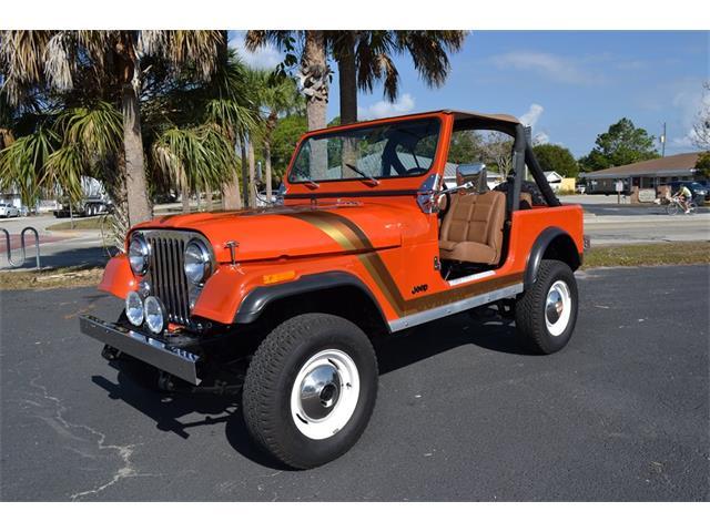 1984 Jeep CJ7 | 936998