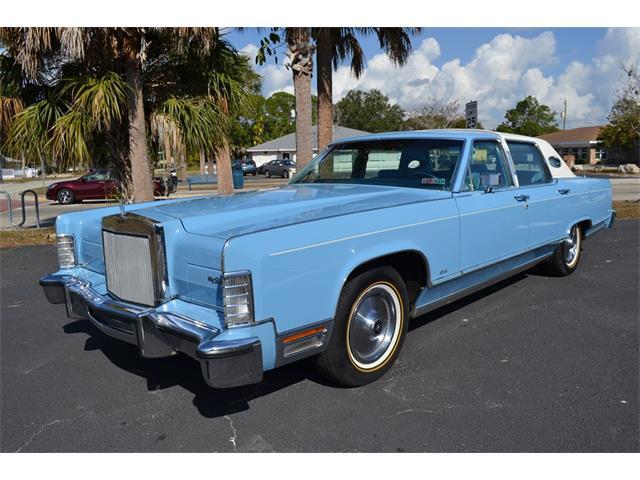 1978 Lincoln Premiere | 936999