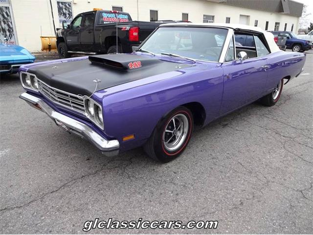 1969 Plymouth Road Runner | 937004