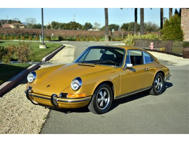 1972 Porsche 911T | 937010