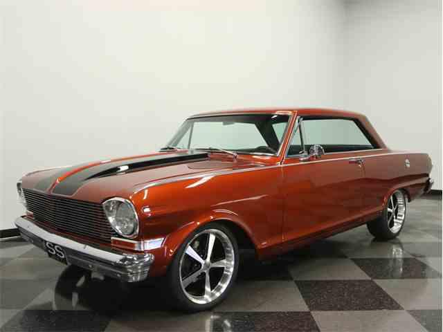 1963 Chevrolet Nova SS | 937014
