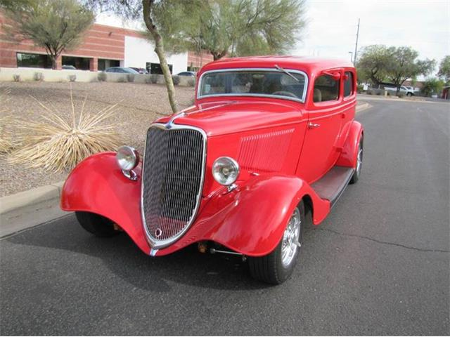 1933 Ford Sedan | 937026