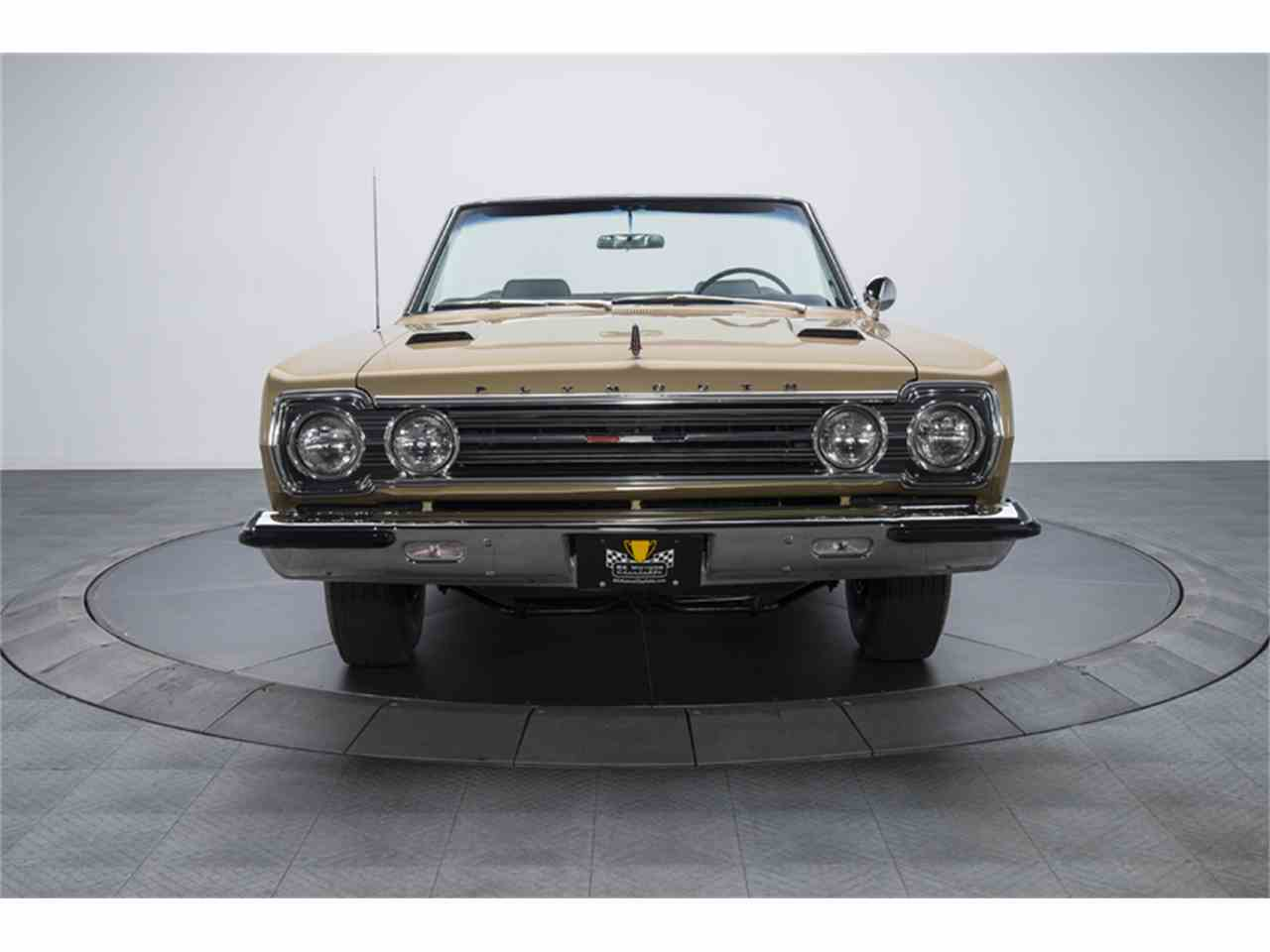 Large Picture of Classic '67 Plymouth GTX - $265,900.00 Offered by RK Motors Charlotte - K30P