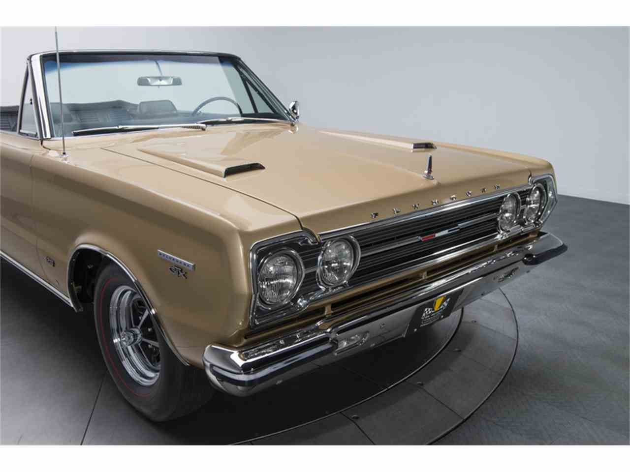Large Picture of Classic '67 Plymouth GTX located in Charlotte North Carolina - $265,900.00 - K30P