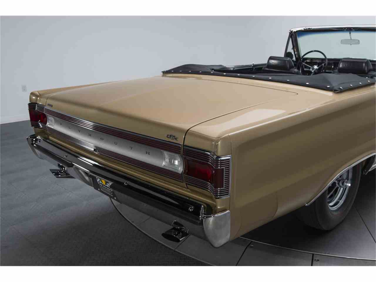 Large Picture of Classic '67 Plymouth GTX Offered by RK Motors Charlotte - K30P