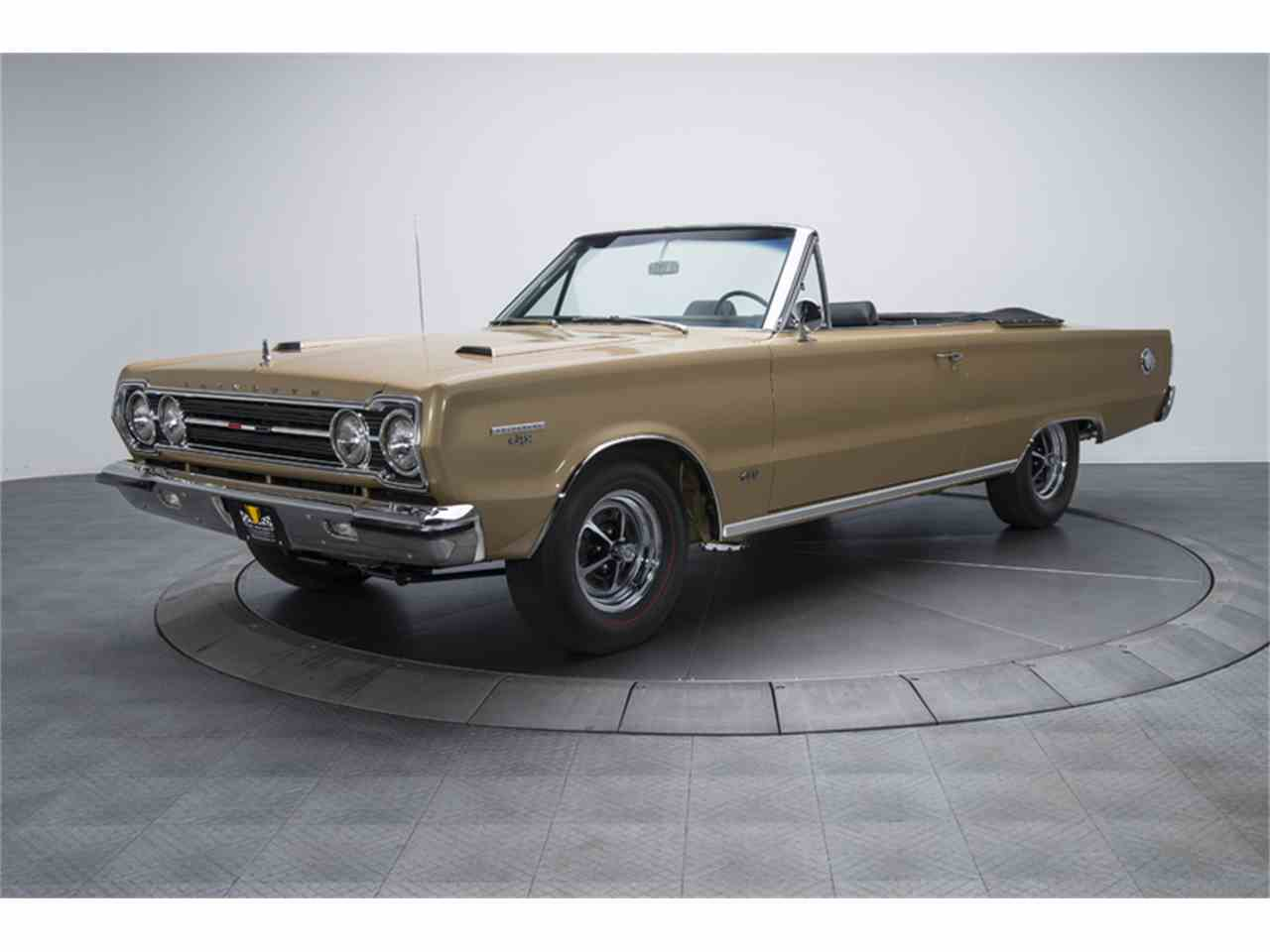 Large Picture of 1967 Plymouth GTX located in North Carolina Offered by RK Motors Charlotte - K30P