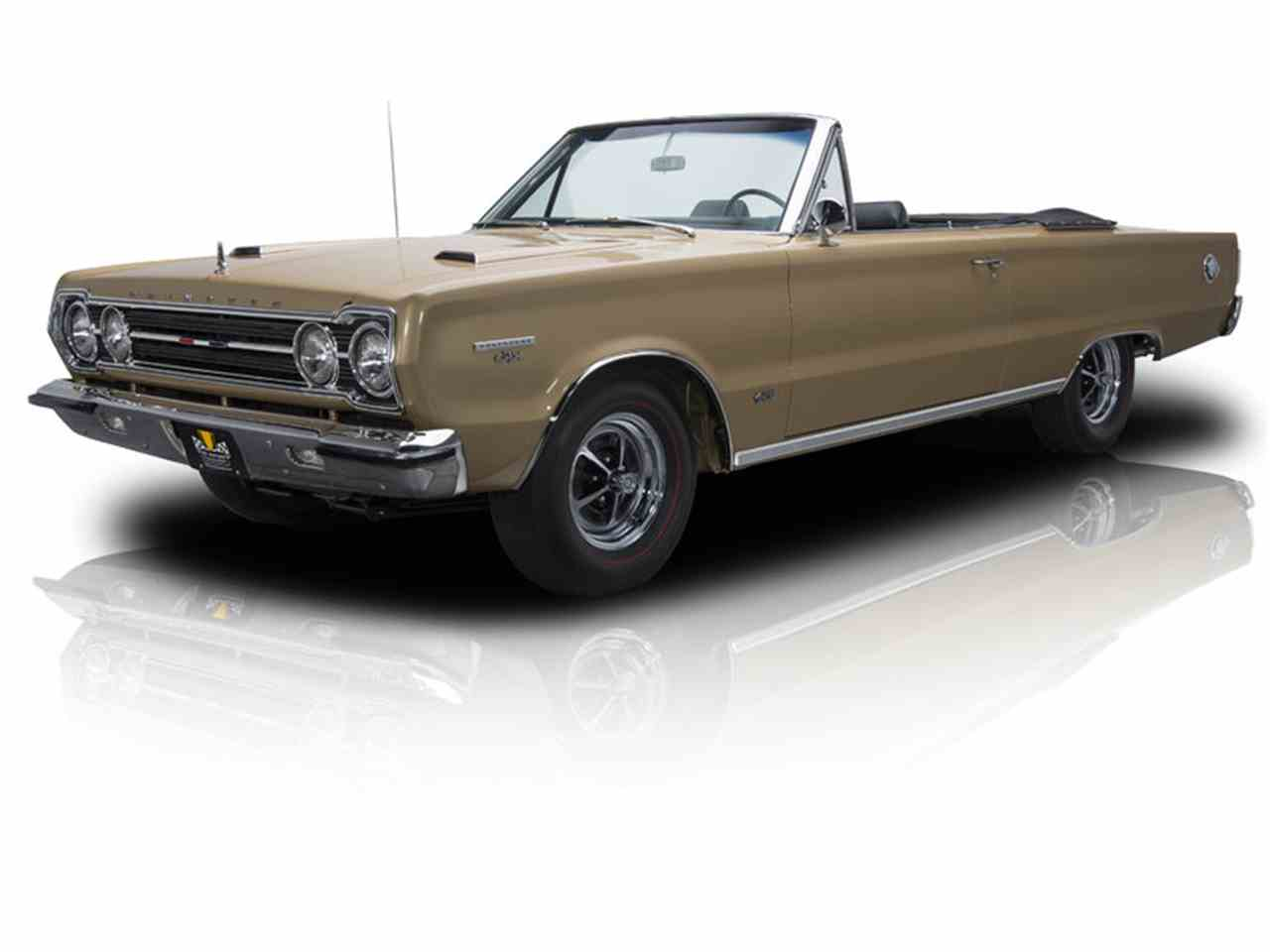 Large Picture of Classic '67 Plymouth GTX located in Charlotte North Carolina Offered by RK Motors Charlotte - K30P