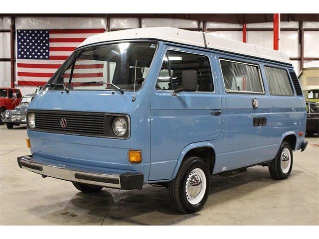 1982 Volkswagen Vanagon | 937049
