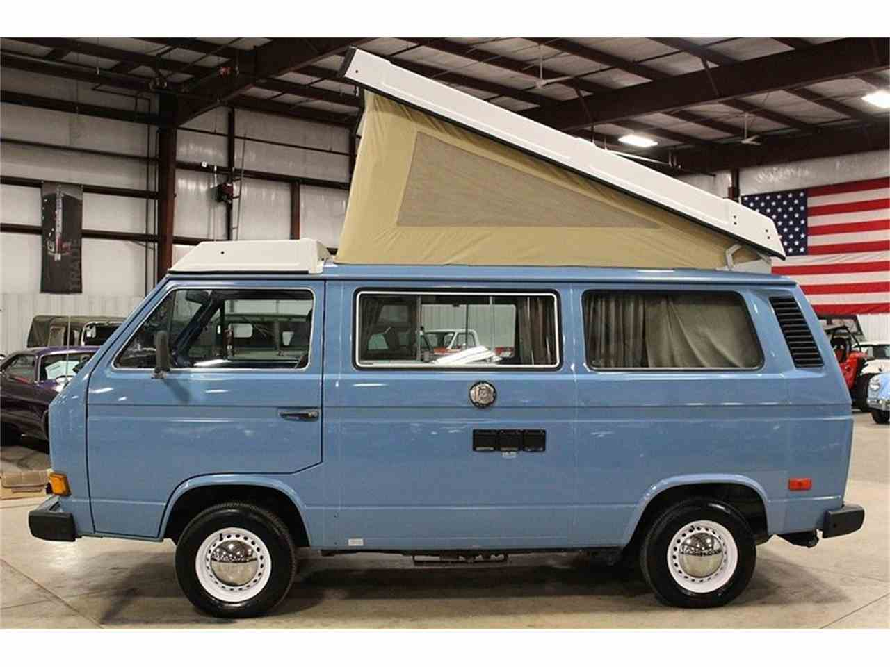 1982 Volkswagen Vanagon For Sale Classiccars Com Cc 937049