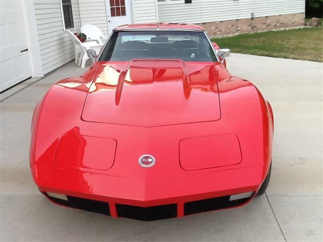 1973 Chevrolet Corvette | 937052