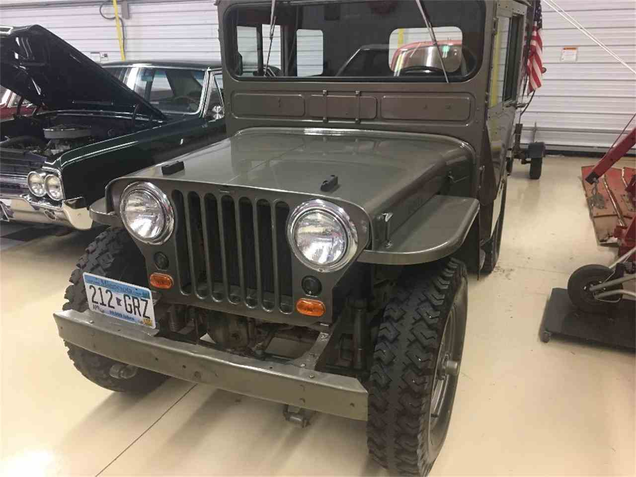 1946 willys jeep 937053
